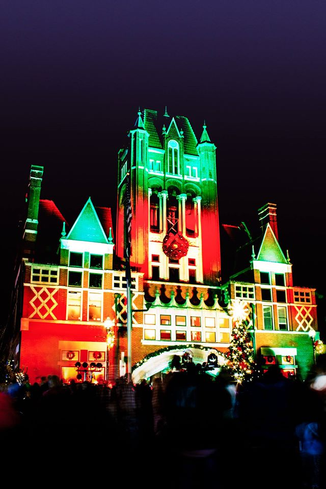 12 best christmas towns in kentucky 2016