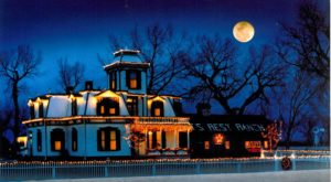The One Town In Nebraska That Turns Into A Winter Wonderland Each Year