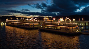 The Magical Christmas Cruise In Idaho That Will Take You Straight To The North Pole