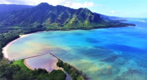 A Drone Flew Over Oahu And Caught The Most Breathtaking Footage