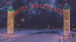 The One Town In Kentucky That Turns Into A Winter Wonderland Each Year