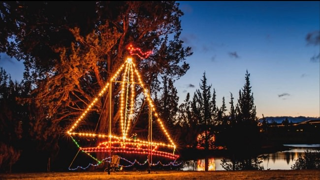 ga international horse park christmas lights