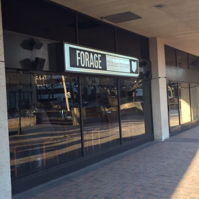 Forage - Dining Cleveland