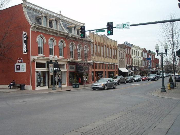 Downtown Franklin Tn >> Franklin, Spring Hill, Brentwood, Nolensville make top towns list - Nolensville Home Page