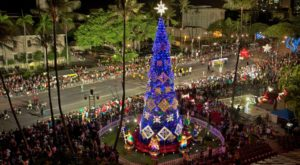 8 Christmas Light Displays In Hawaii That Are Pure Magic