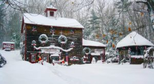 The Christmas Store In Massachusetts That's Simply Magical