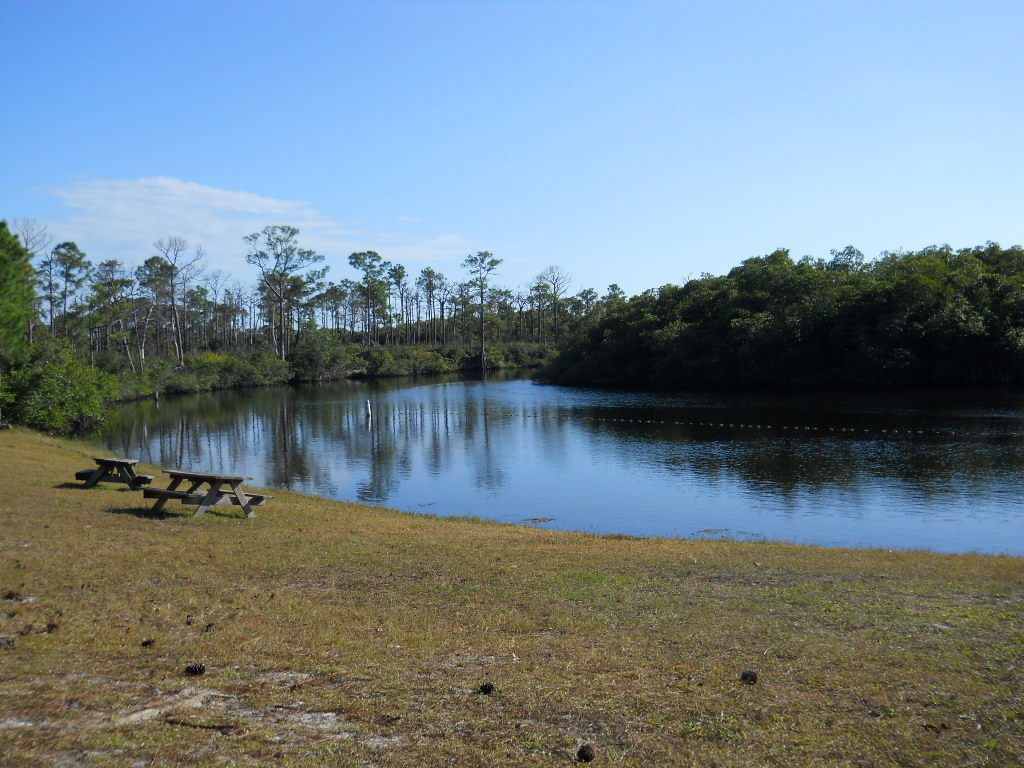Spend The Night In This Florida State Park That Might Be
