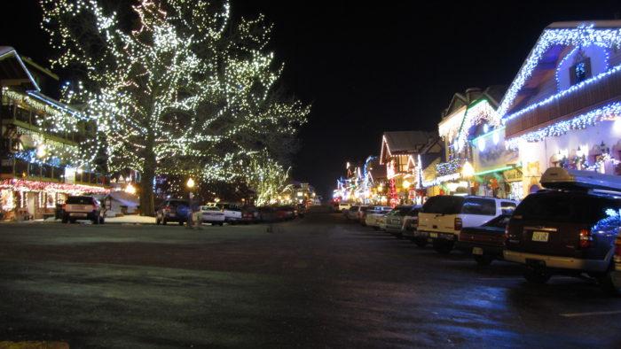 Christmas Lights Stanwood