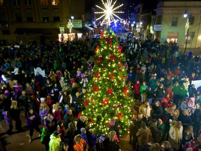 Lighting Basement Washroom Stairs: 12 Best Christmas Light Displays In Kentucky 2016