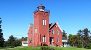 Sleep In An Old Lighthouse At This Quaint Minnesota Bed And Breakfast