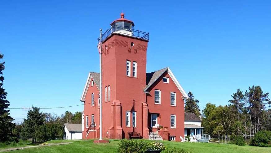 The Lighthouse Bed And Breakfast In Minnesota Is A