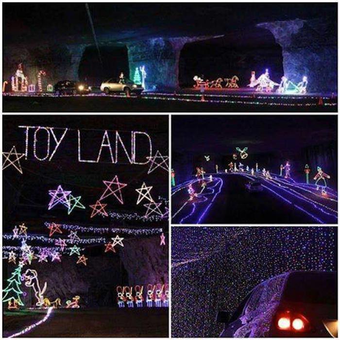 Christmas Light Show Music