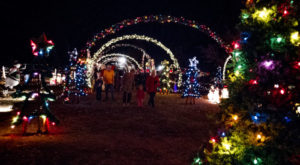 The Magical Christmas Attraction Everyone In Alabama Needs To Visit