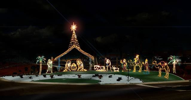 Of The Best Christmas Lights In Illinois In - The 6 craziest christmas displays around the world