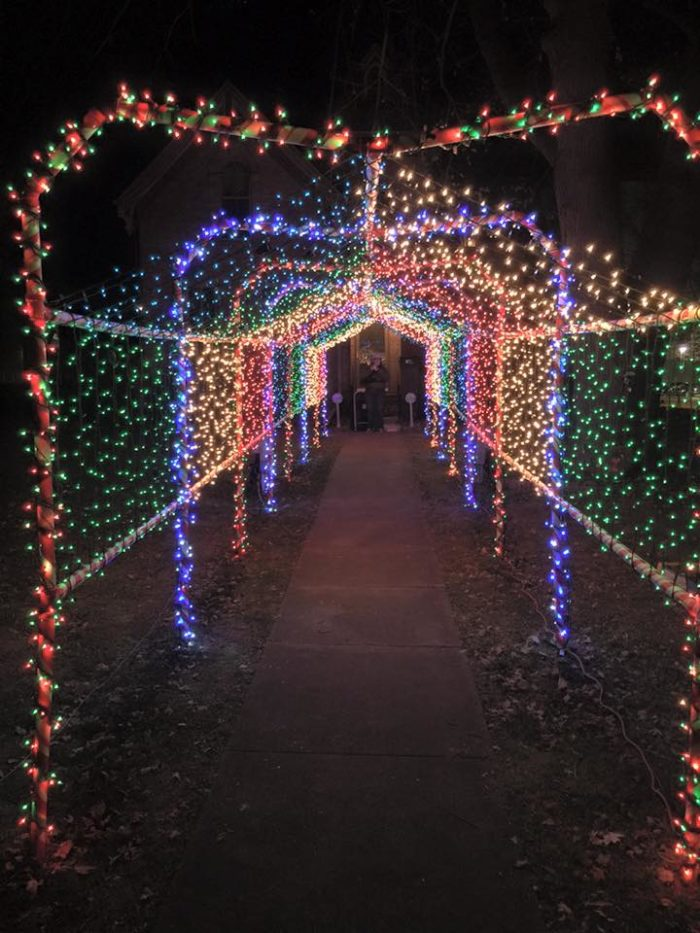 Take This Road Trip To See The Best Christmas Light