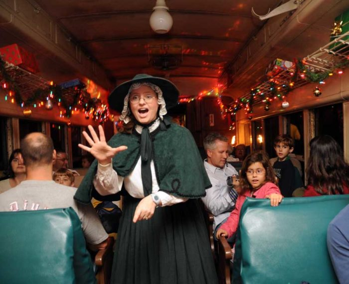 This polar express train ride in florida is simply magical for What is the best polar express train ride