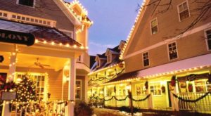 Here Are The 10 Most Enchanting, Magical Christmas Towns In Indiana