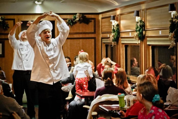 Ride the magical polar express train ride in north carolina for What is the best polar express train ride