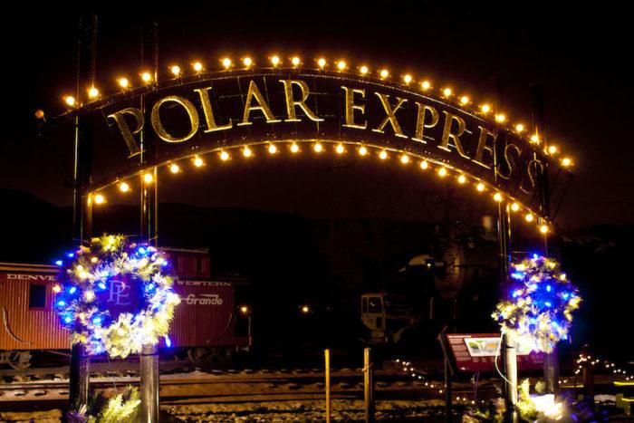 The Magical Polar Express Train Ride In Colorado Everyone