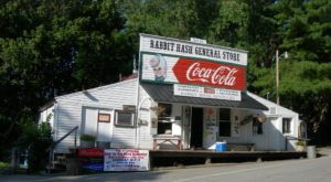 The Oldest General Store In Kentucky Has A Fascinating History