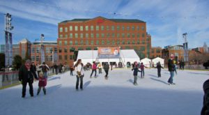 Visit These 6 Ice Skating Rinks In Delaware For Some Magical Winter Fun