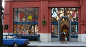 The Massive Toy Store In Washington That Will Bring Out Your Inner Child