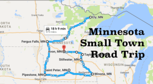 Take This Road Trip Through Minnesota's Most Picturesque Small Towns For A Charming Experience