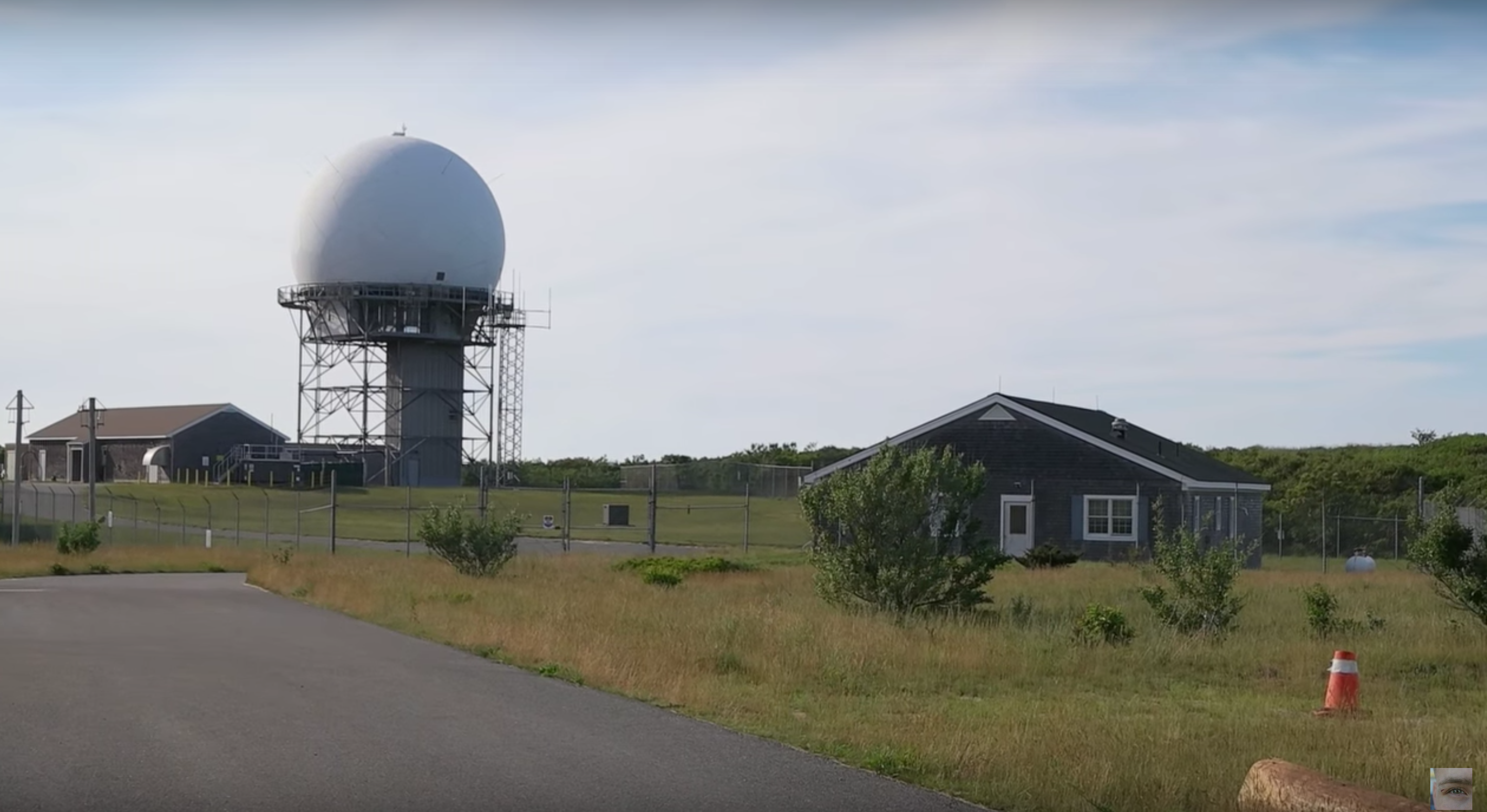 An Abandoned Air Force Base Crumbling In Massachusetts