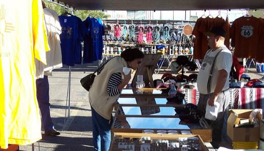 Expo New Mexico Flea Market Albuquerque