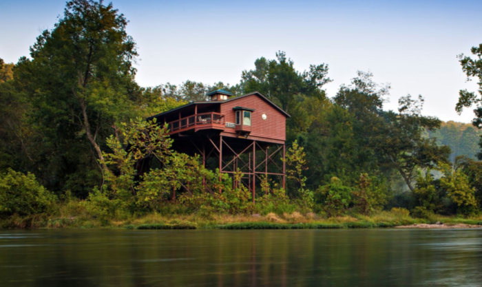 Explore The 5 Most Unique Treehouses In Missouri