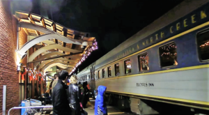 The Magical Polar Express Train Ride In New York Everyone Should Experience At Least Once