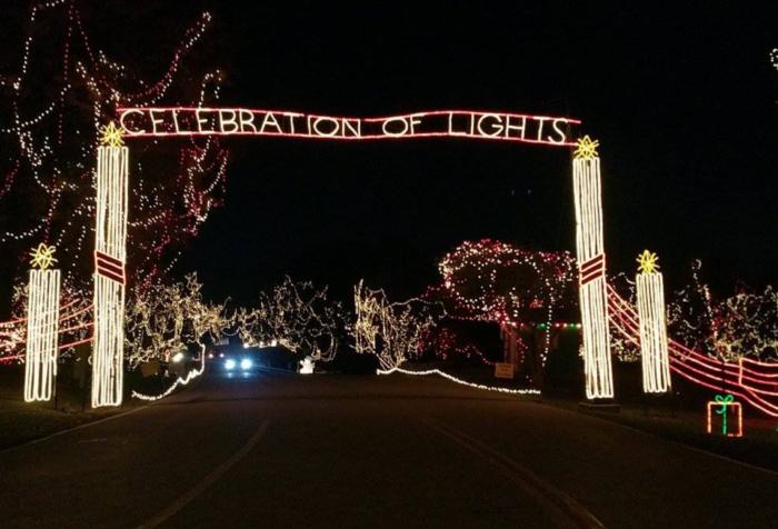 Christmas Lights St Louis Mo