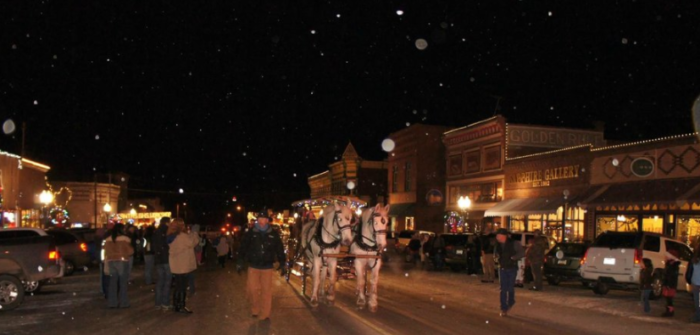 the 8 most enchanting christmas towns in montana 2016