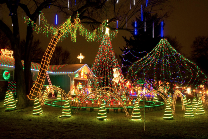 Christmas Lights In Springfield Mo