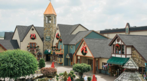 The Christmas Store In Tennessee That's Simply Magical