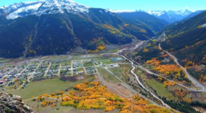 A Drone Flew Over Colorado And Caught The Most Breathtaking Footage
