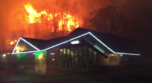 Tennessee's Massive Wildfire Is Spreading And It's Truly Tragic