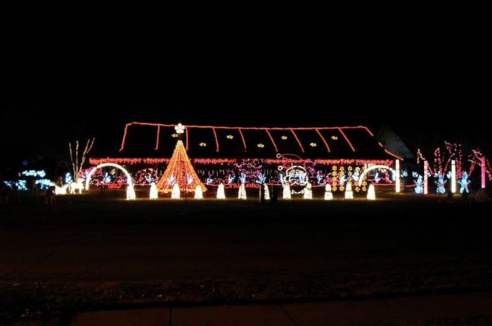 Sharpsville Lights - Sharpsville - Roadtrip! The Top 5 Christmas Light Displays In Indiana That Are