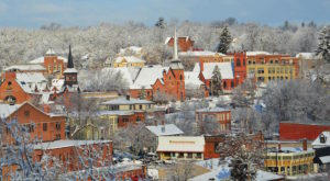 The One Town In Minnesota That Turns Into A Winter Wonderland Each Year
