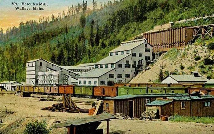 Wallace Mine Tour