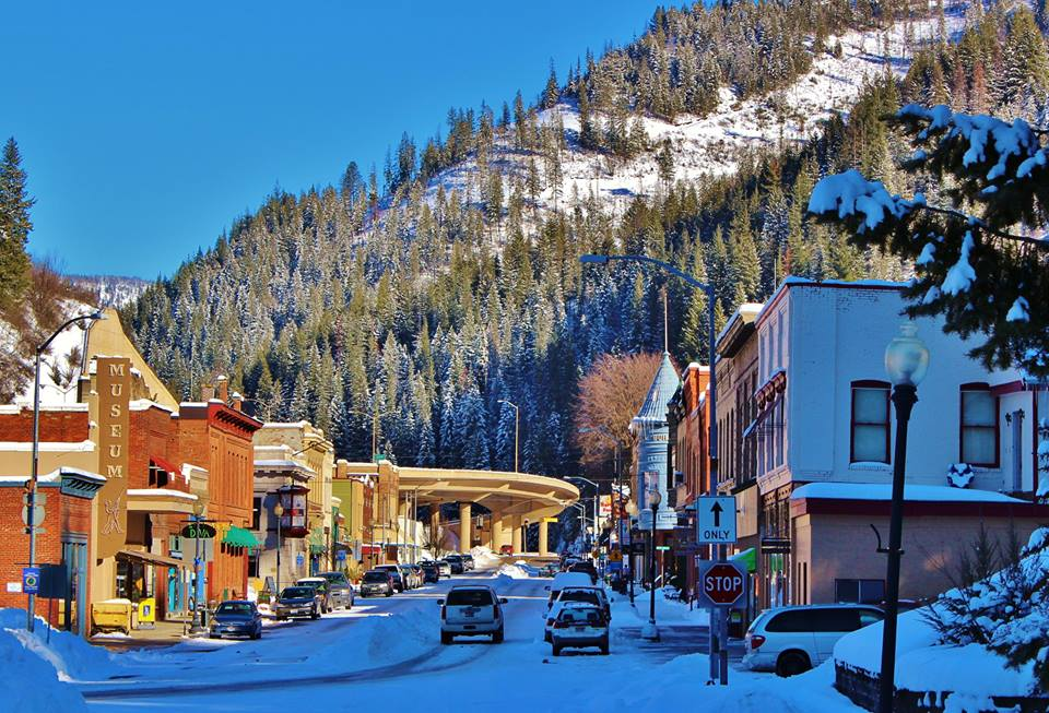 wallace  idaho might be the most unique town in america