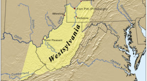 Most People Have No Idea That West Virginia As We Know It Almost Didn't Exist
