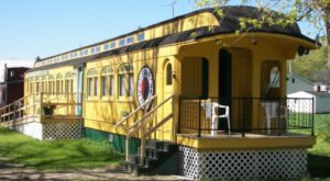 Sleep In A Real Train Car At This Northern Minnesota Inn