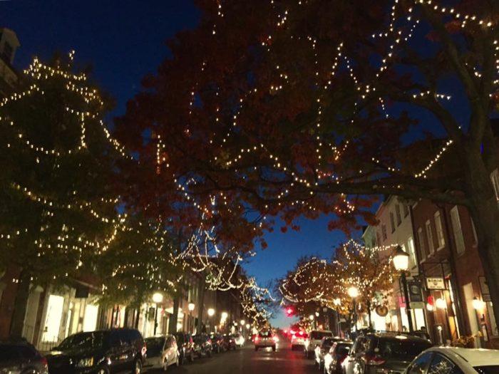 christmas towns near washington dc 1 alexandria va - Christmas In Washington Dc