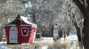 Here Are The 10 Most Enchanting, Magical Christmas Towns In Nebraska