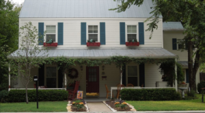 11 Charming Inns In Texas That Will Make Your Holiday Season Even Cozier