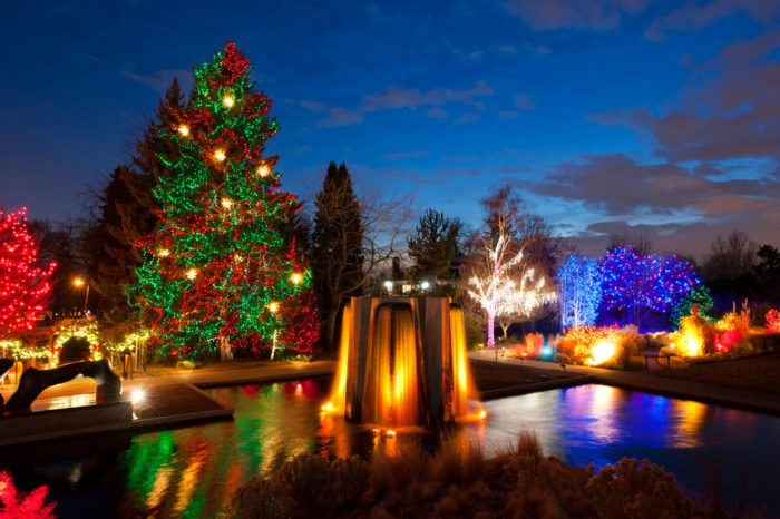 11 Best Christmas Light Displays In Denver 2016