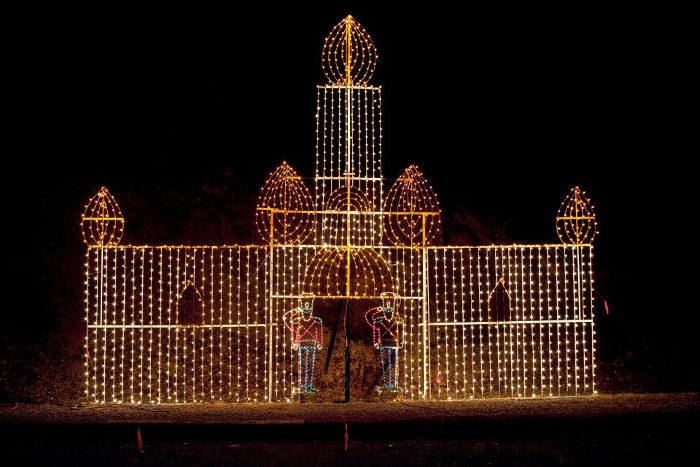 Christmas Lights Virginia