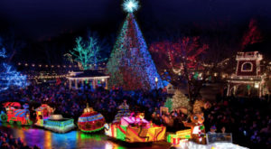 11 Christmas Light Displays In Missouri That Are Pure Magic