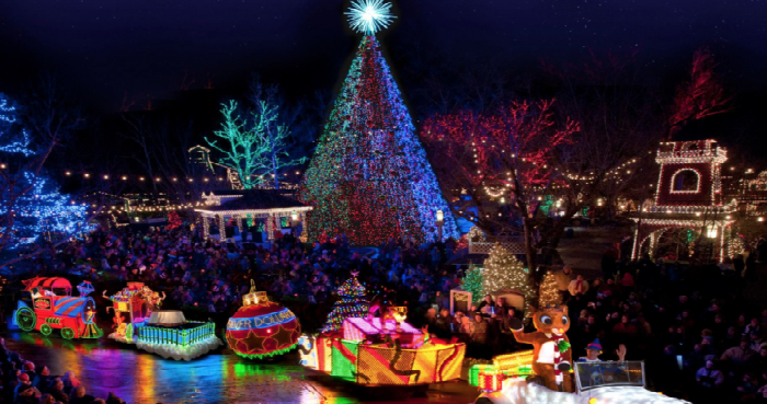 - The 11 Most Magical Christmas Light Displays In Missouri